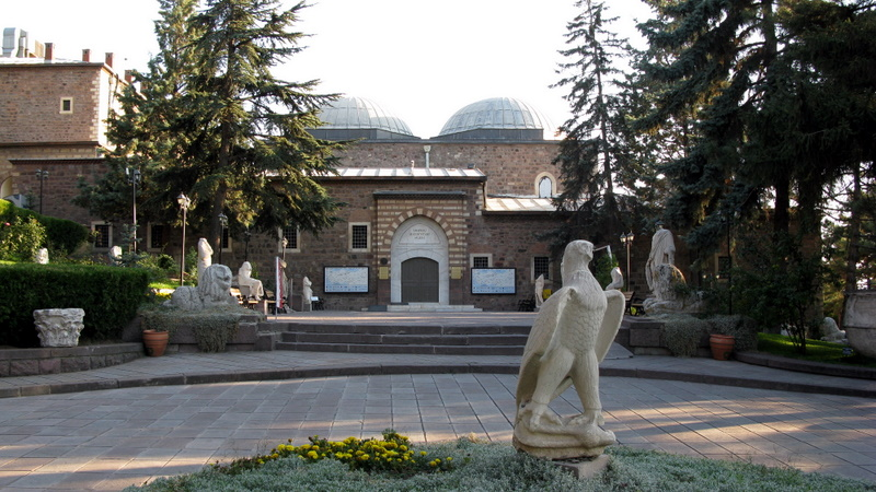 Anadolu Medeniyetleri Müzesi-Ankara – Karma has kicked my ass