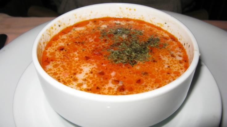 Sabırtaşı Tarhana Çorba