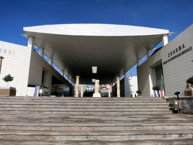 Gaziantep Zeugma Muzeum