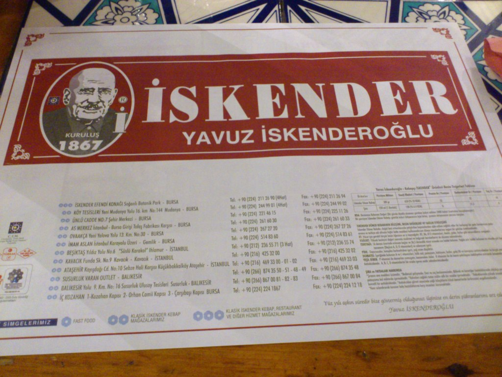 Bursa İskender