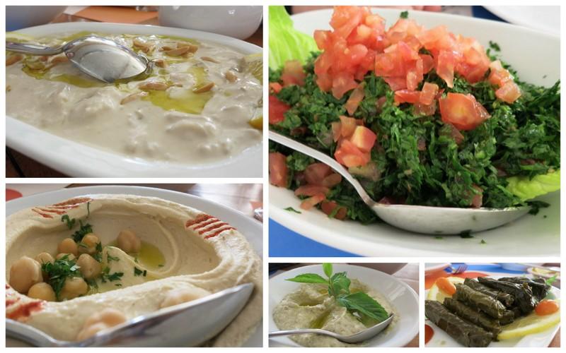 Byblos öğle yemeği