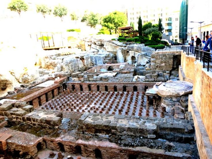 Roman Bath Beirut