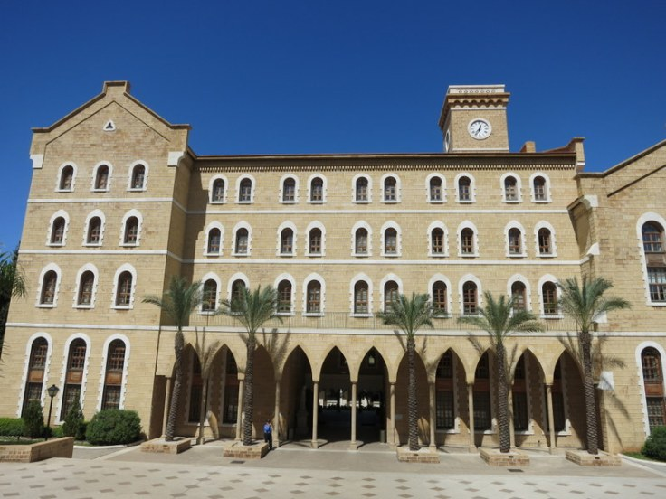 Beyrut Amerikan Üniversitesi