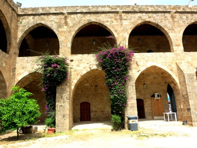 Sidon, Kervansaray
