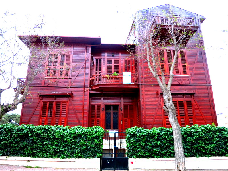 Heybeliada evleri