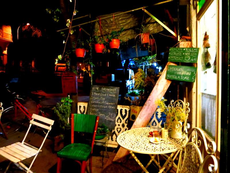 Cafe Luz Heybeliada