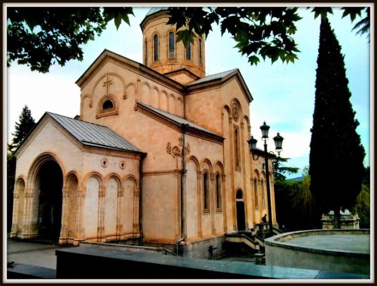 Kashveti Kilisesi, Tiflis