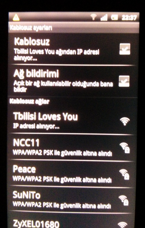 Tbilisi Loves You