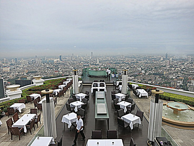 Sky Bar Lebua at State Tower