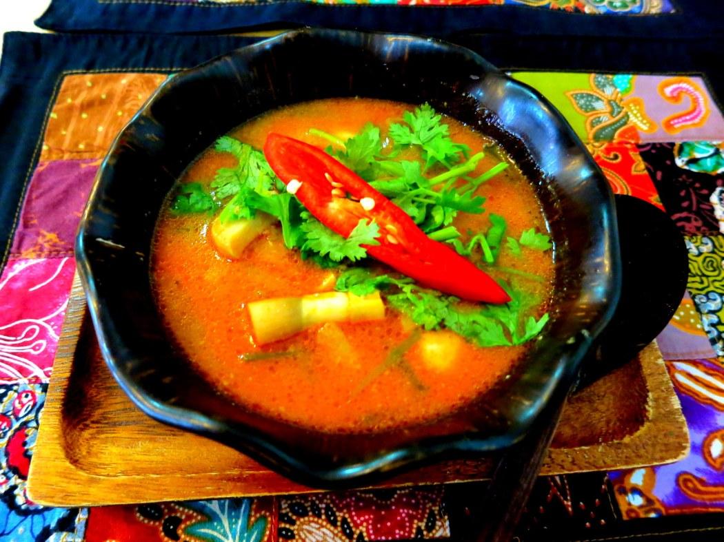 Tom Yum - Silom Thai Cooking School