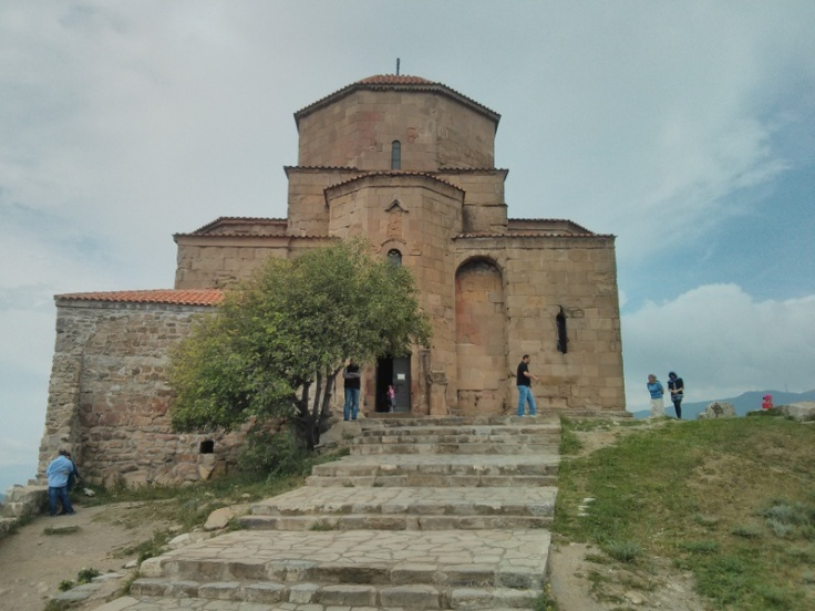 Jvari church