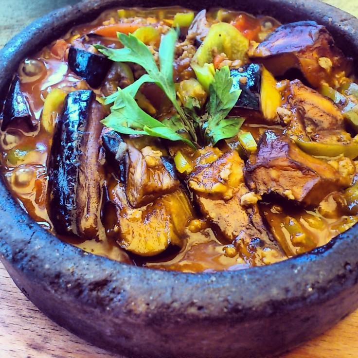 Altın Kupa Sultanahmet- Patlıcan Musakka
