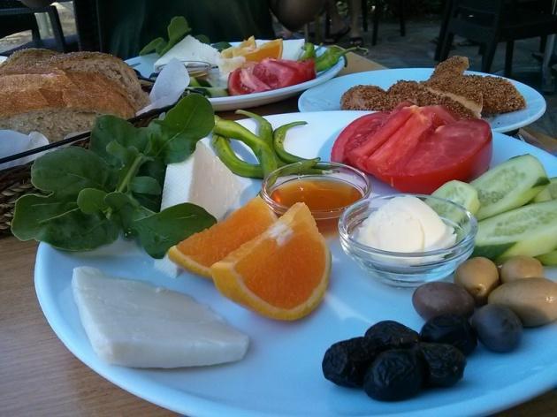 Aktur Kır Kahvesi Kahvaltı