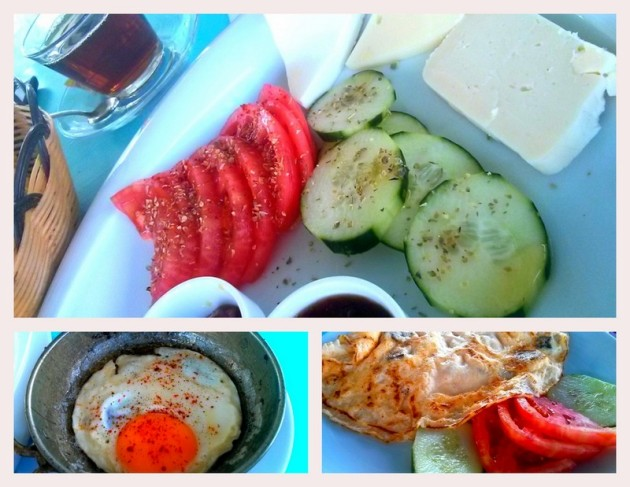 Leo Beach Datça Kahvaltı