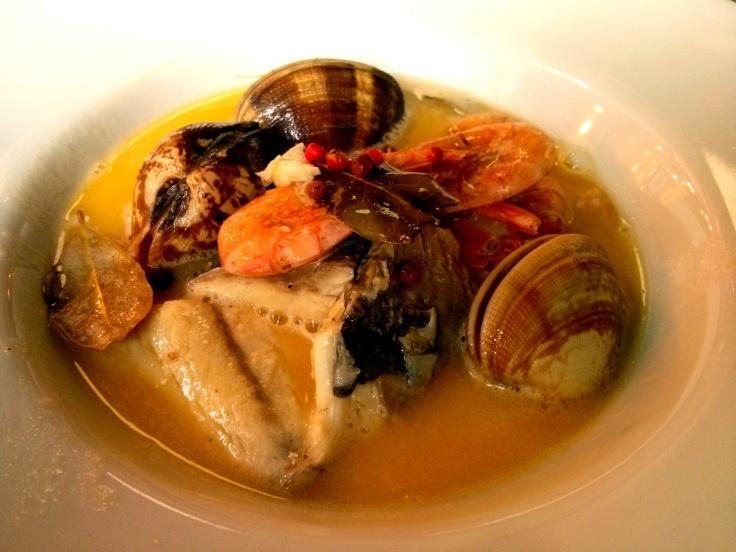 Can Oba- Balık Çorbası