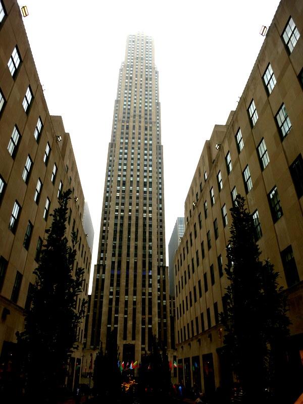 Rockefeller - Top of the Rock
