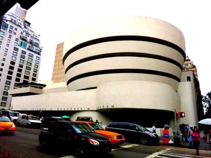 Guggenheim Mseum NYC