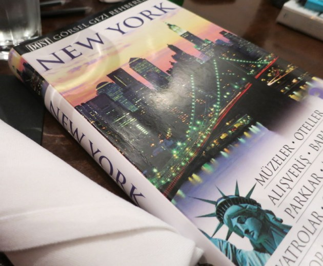 New York Gezi Rehberi- Dost