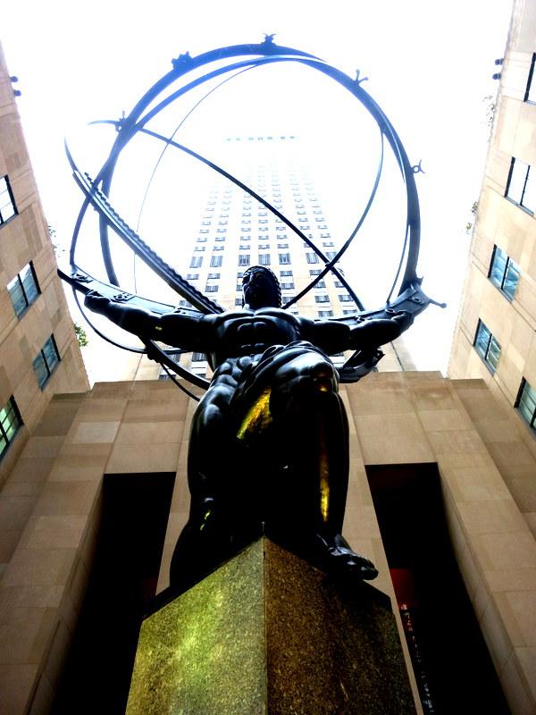 Rockefeller Building NYC