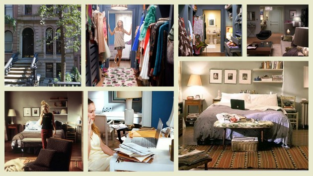Carrie Bradshaw Apartman dairesi