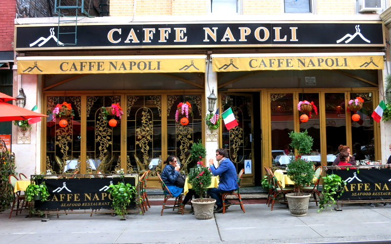 Little Italy- New York