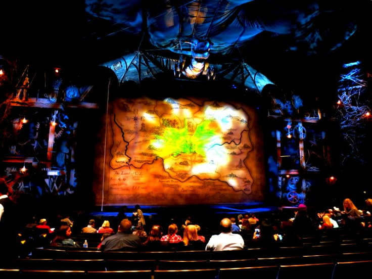 Gershwin Theater- New York Wicked