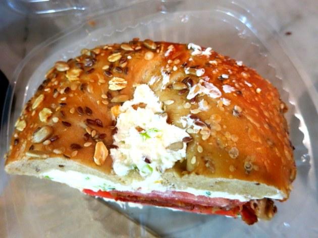 Murray's bagel