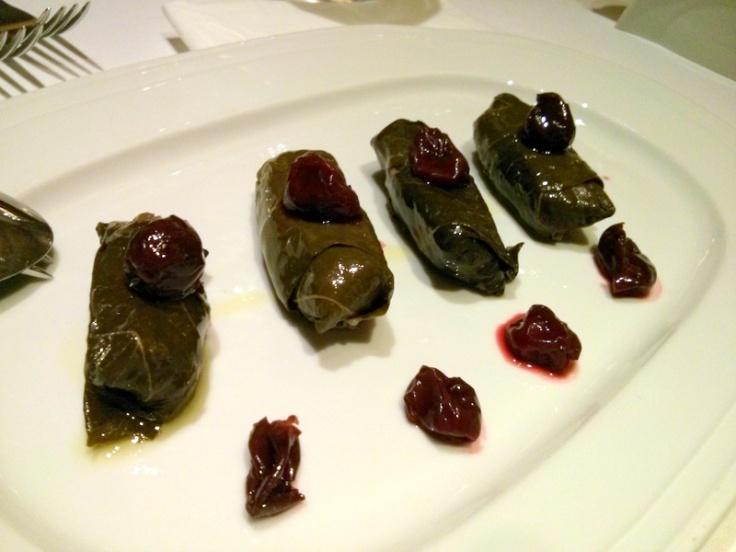 Asitane - Vişneli Yaprak sarma