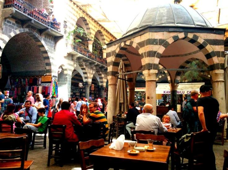 Hasan Paşa Hanı Diyarbakır