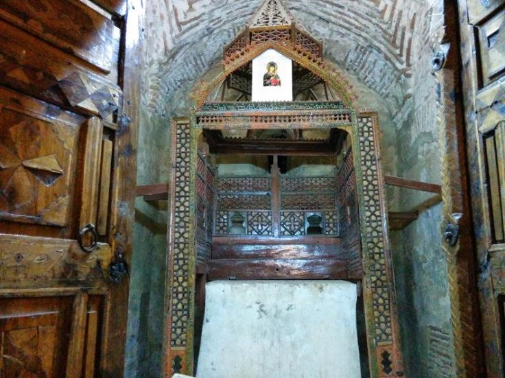 Deyrülzafaran Manastırı