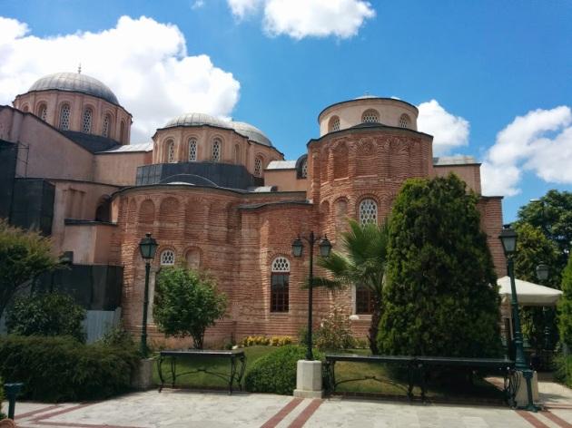 Zeyrek Camii - Pantokrator Manastırı