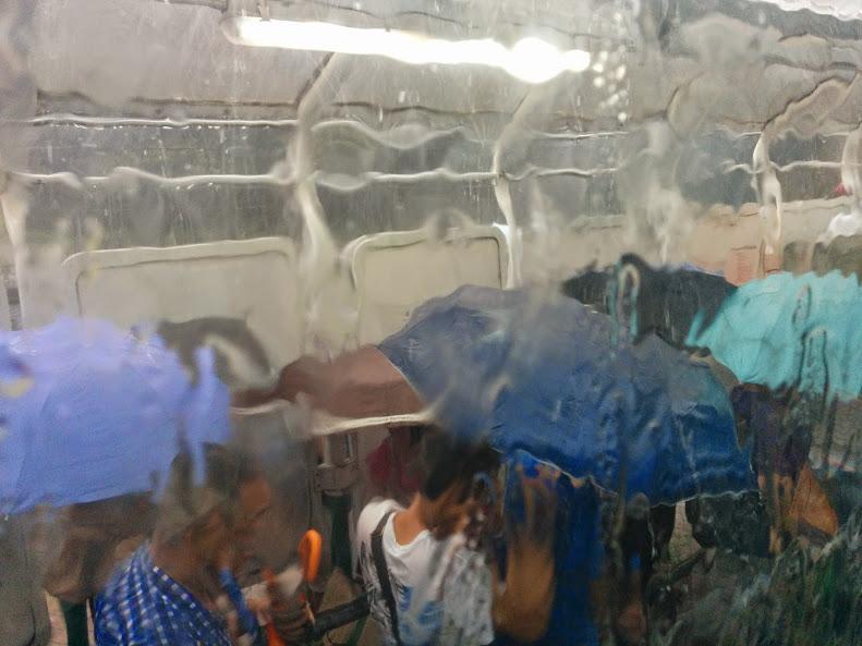 Lantau- Rain