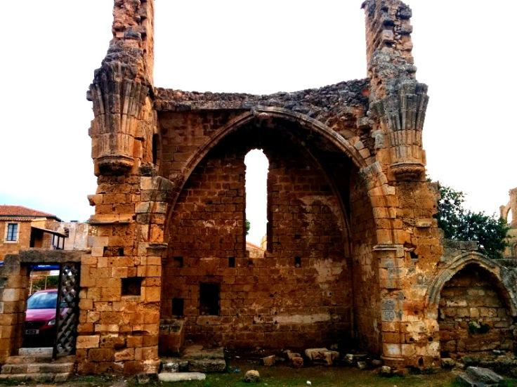 mağusa tarihi şehir merkezi