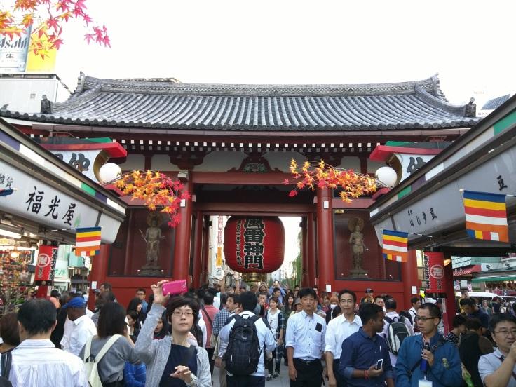 Senso ji temple